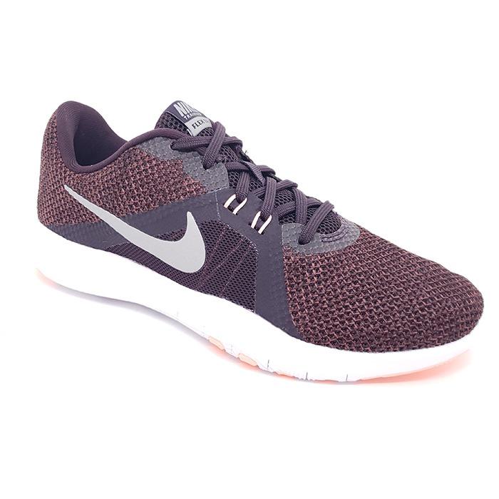 Tenis Nike Feminino Flex Trainer 8 Burgunday